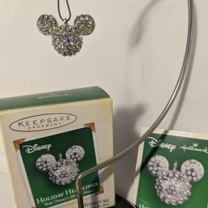 Mickey Mouse Hallmark Miniature Keepsake